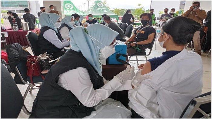 Target 4.400 Peserta, Gojek Vaksin Massal Mitra Driver dan Masyarakat, Link Mendaftar Vaksin Gojek