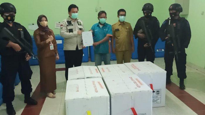 Kebutuhan Vaksin di Kota Palembang untuk Dosis Kedua Minus 147 Ribu