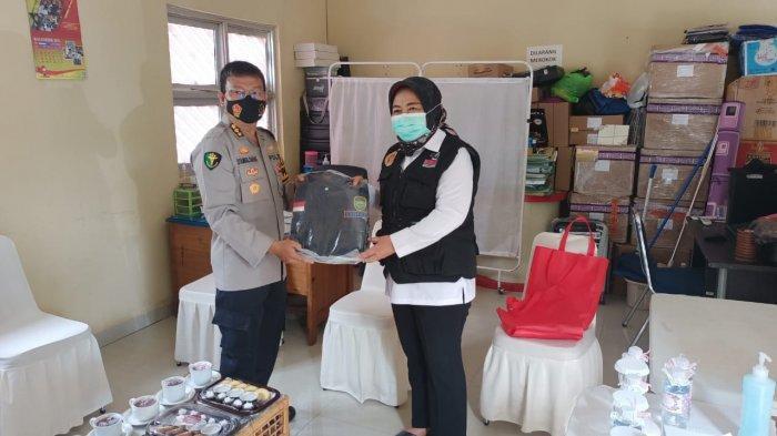 Hari Ini Vaksinasi Nakes Mapolda Sumsel di Klinik Mapolda Sumsel
