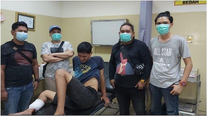 Ngaku Tak Punya Kerjaan, Pria Muda di Palembang Curi Motor di Parkiran, Aksi Terekam CCTV