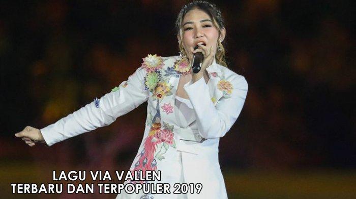Download (MP3) 25 Lagu Via Vallen Dangdut Koplo Hingga Cover Lagu Populer, Ada Lagu Baru