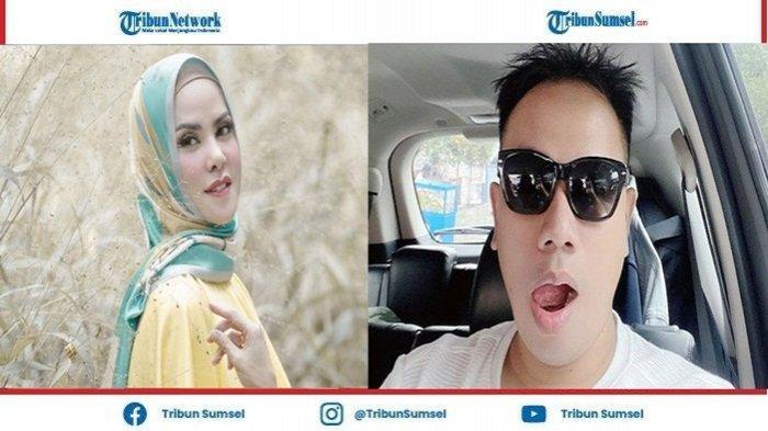 Menurut Vicky Prasetyo Tidak Bersalah Dan Menilai Kalau Angel Lelga Telah Berselingkuh.