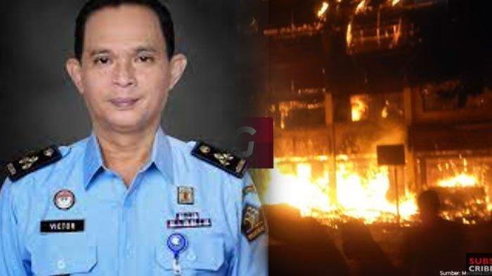Profil dan Rekam Jejak Victor Teguh Kalapas Tangerang yang Dinonaktif, Belum Setahun Menjabat