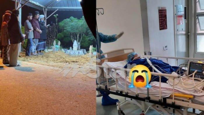 Video Call Istri Tiba-tiba Terputus, Suami Histeris Istri Telah Meninggal Dunia: Saya Mohon Ampun