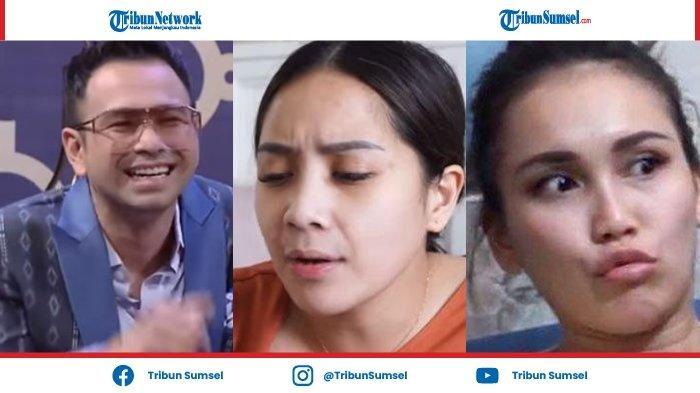 Video Raffi Ahmad Kikuk Tersentil Adegan Perselingkuhan, Gosip Nagita dan Ayu Ting Ting Memanas Lagi
