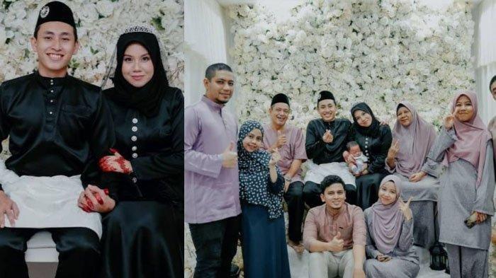 Diperingatkan Keluarga, Pengantin Wanita Kekeh Pakai Gaun Hitam Saat Pernikahan, Ini Alasannya