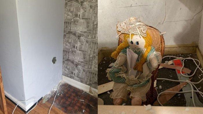 Pria Ini Temukan Boneka & Surat Aneh di Rumah Barunya, Pembunuhan 60 Tahun Lalu Terkuak?