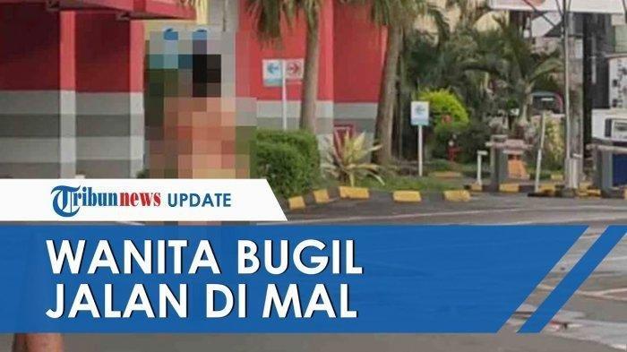 Viral Seorang Wanita Berjalan di Mal hanya Kenakan Pakaian Dalam, Polisi Ungkap Fakta Sebenarnya