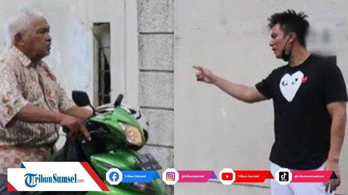 Ustaz Hasan Kosasih Tegur Baim Wong Usai Video Viral Kakek Tua, Jaga Akhlak Dengan Orang Lebih Tua