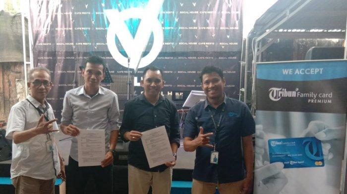 Member Tribun Family Card (TFC) Bisa Ngopi Gratis 30 Kali Setahun di Volum Cafe Palembang