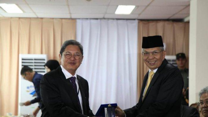 Pertumbuhan Ekonomi Tertinggi Se-Sumatera, Deputi BI Kagumi HDMY