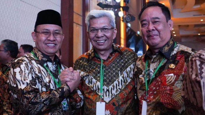 Hadiri Rakornas Investasi, Mawardi Imbau OPD Mudahkan Perizinan untuk Dongkrak Perekonomian Sumsel