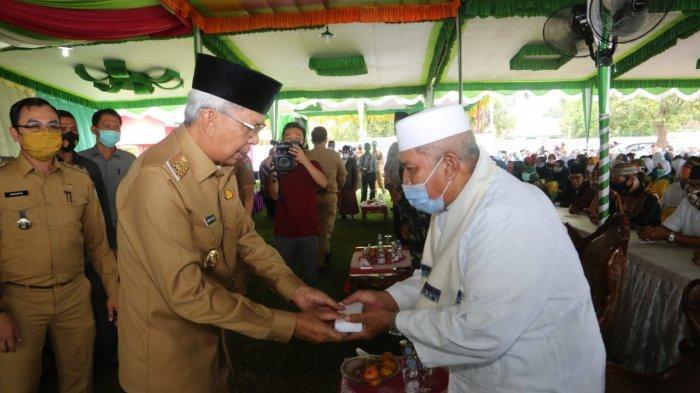 Wagub Mawardi Bangga Ponpes Nurul Islam Lahirkan Banyak Ulama Besar di Sumsel