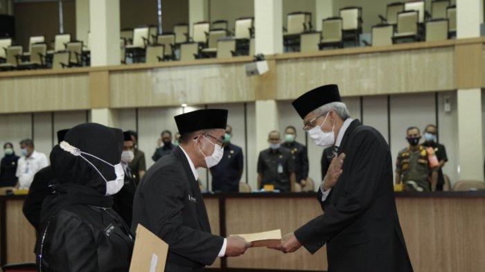 Wagub Mawardi Minta Pejabat Fungsional Yang Dilantik Lakukan Inovasi