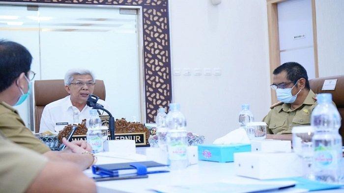 Wagub Sumsel Minta SKPD Provinsi dan Kabupaten/Kota Kebut Realisasi DAK TA 2021