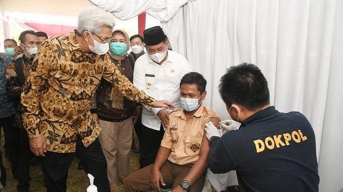 Swasta Memiliki Peran Penting Kejar Target  Program Vaksinasi di Sumsel