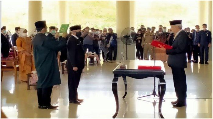 Muhsin Abdullah Jabat Pj Sekda Ogan Ilir Gantikan M Badrun Priyanto