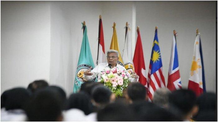 Jadi Dosen Tamu Kuliah Perdana Mabar Poltekpar Palembang, Ini Harapan Wagub Sumsel pada Mahasiswa