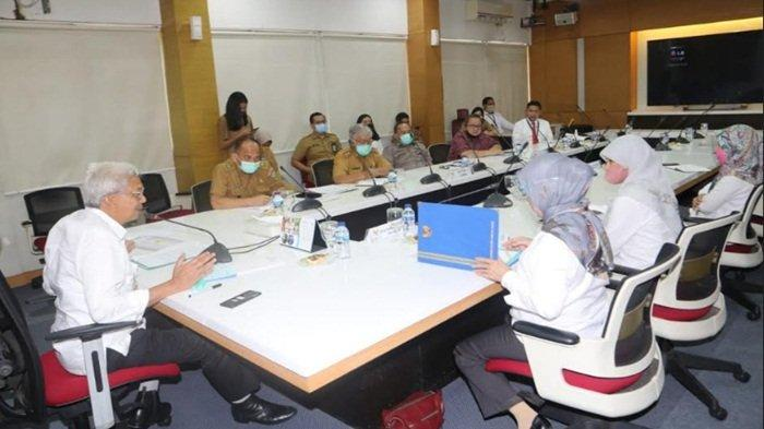 Wakil Sumsel H Mawardi Yahya Nyatakan Pemprov Siap Fasilitasi Pemeriksaan BPK pada BUMD Migas