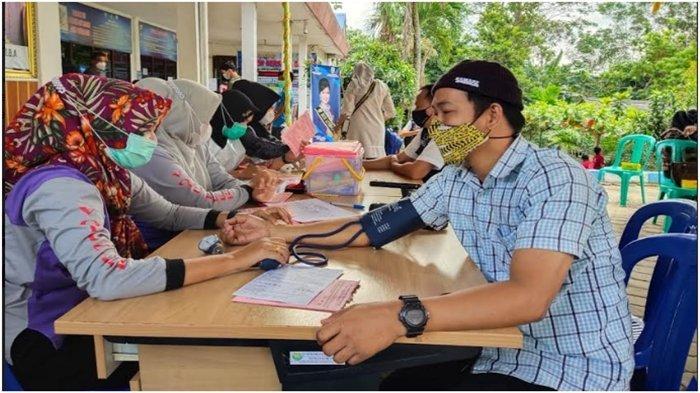 Bayar Pajak di Samsat Prabumulih Bisa Sekaligus Cek Kesehatan Gratis