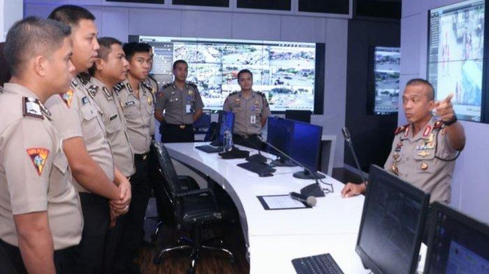 Polri Launching Aplikasi Lancang Kuning Nusantara, Cara Cepat Pantau Kondisi Karhutla