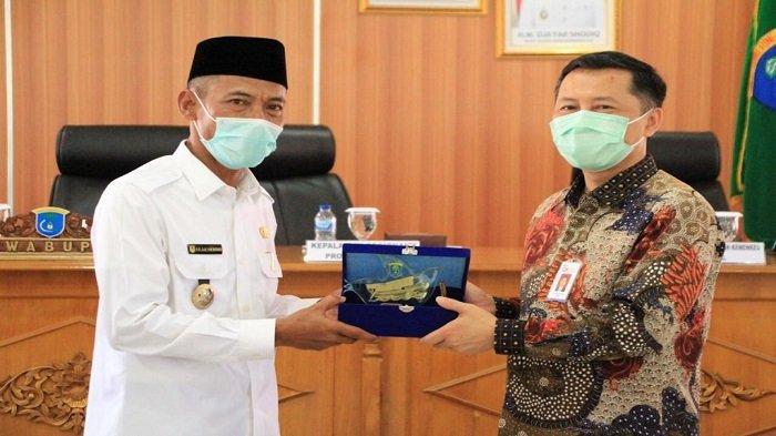 TPKAD Ogan Komering Ilir  Didorong Pulihkan Ekonomi Daerah Akibat Pandemi
