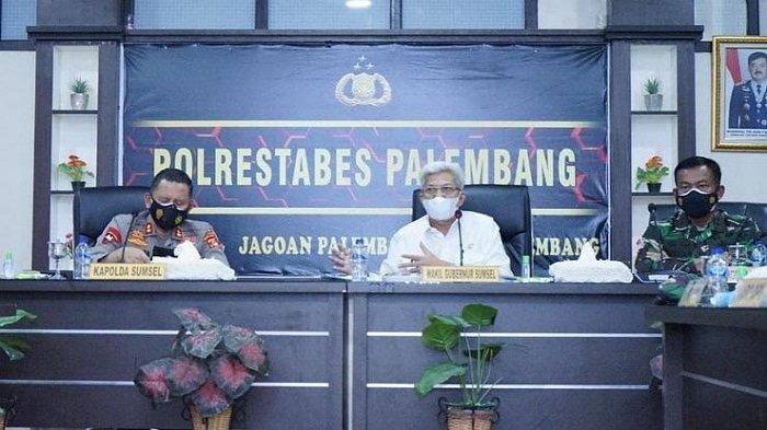 Wagub Mawardi Yahya Tekankan Penyaluran Bansos PPKM Tepat Sasaran