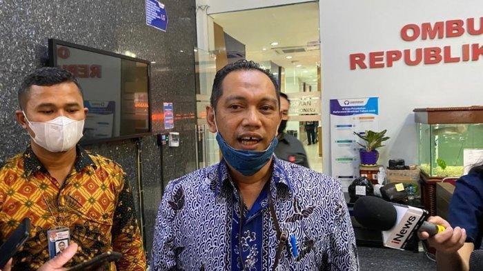 Makin Panas, Kini Pimpinan KPK Datangi Ombudsman Terkait Polemik TWK, Sampaikan Tiga Poin Penting