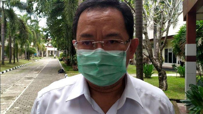 Wakil Ketua Tim Penyakit Infeksi Emerging (PIE) RSMH Palembang, dr Harun Hudari