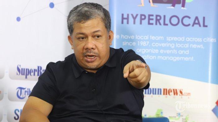 Fahri Hamzah Marah Besar ke KPK Minta Penyebutan Namanya di Persidangan Dituntaskan 'Sudah Dua Kali'