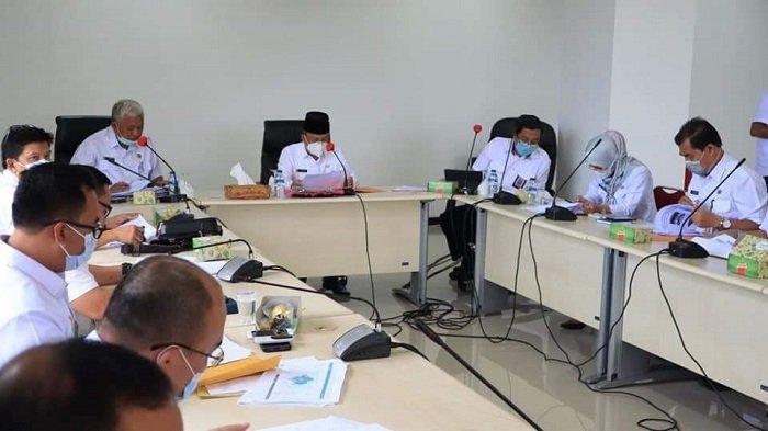 Wawako Pimpin Rakor Aksi Program Pemberantasan Korupsi Terintegritas
