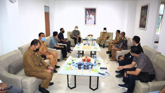 Pemkot Lubuklinggau Menyambut Baik Kehadiran PT SMF, Ikut Mendukung Program Pembangunan