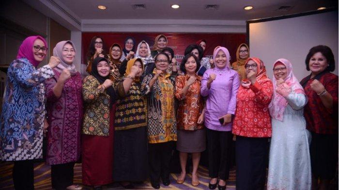 Fitrianti Agustinda Dorong Perempuan Terus Berkarya Wujudkan Palembang Tanpa Kekerasan Perempuan
