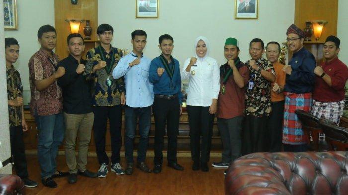 Wakil Walikota Palembang Fitrianti Agustina Imbau Generasi Muda Untuk Kembangkan Potensi Diri