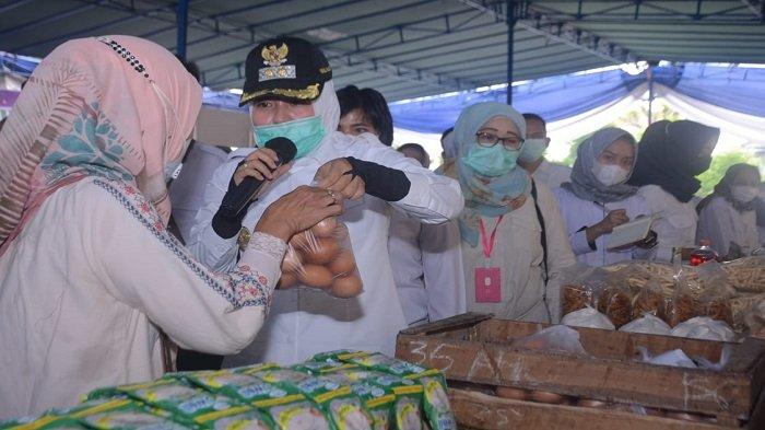 Bazar Ramadhan Pemkot Palembang Gandeng BPOM untuk Pengawasan