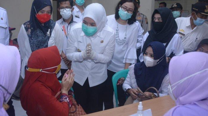 Persiapan Sekolah Tatap Muka, Wawako Finda Imbau Guru Palembang Harus Divaksin