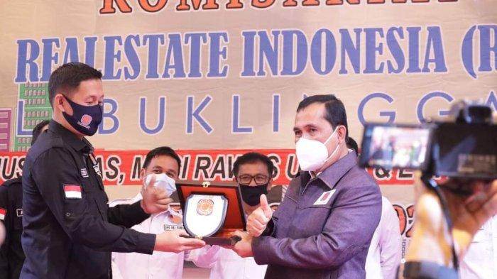 Wako Lubulinggau Prana Putra Sohe Berpesan REI Harus Bantu Program Penghijauan