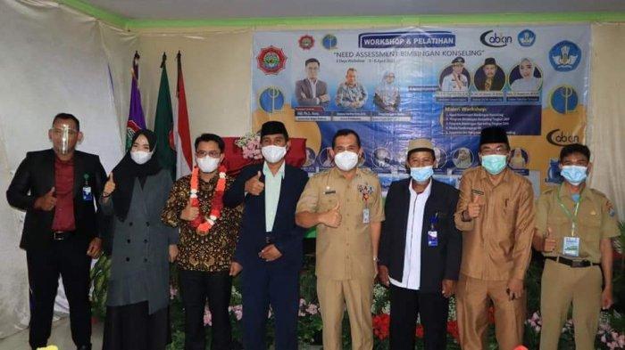 Walikota Lubuklinggau Buka Workshop Guru Bimbingan dan Konseling