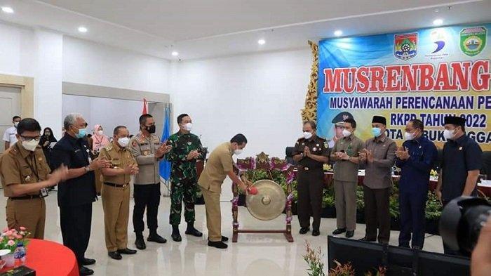 Musrenbang RKPD, Wali Kota Lubuklinggau Pembangunan Kedepan Fokus Pemulihan Ekonomi