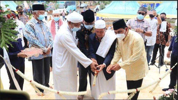 Wali Kota Lubuklinggau Resmikan Masjid An-Nasir Sohe
