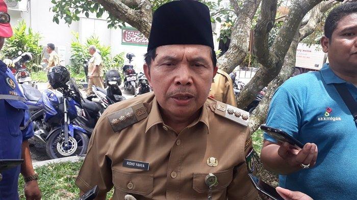 Warga Prabumulih Diperbolehkan Tarawih di Masjid