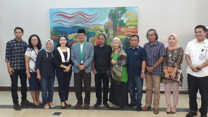 Walikota Palembang Harnojoyo Puji Festival Imlek Indonesia (FII) 2019
