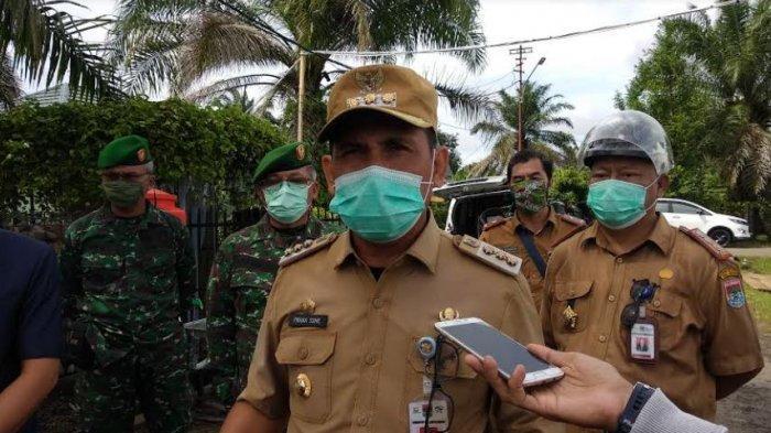 Sembuh dari Corona, Wali Kota Lubuklinggau Ingin Masyarakat Percaya Virus Ini Ada dan Berbahaya