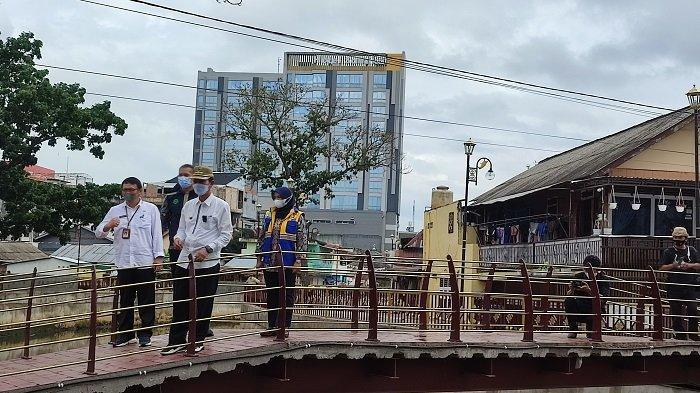 Lebak Cindo Selesai Ditata, Harnojoyo Minta Warga Tak Asal Buang Sampah