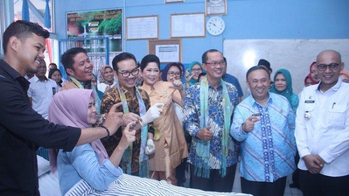 Walikota Palembang Harnojoyo Bakal Tambah Kampung KB per Kelurahan