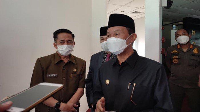 Walikota Palembang Harnojoyo Tegaskan Mall Boleh Buka Jika Level PPKM Turun