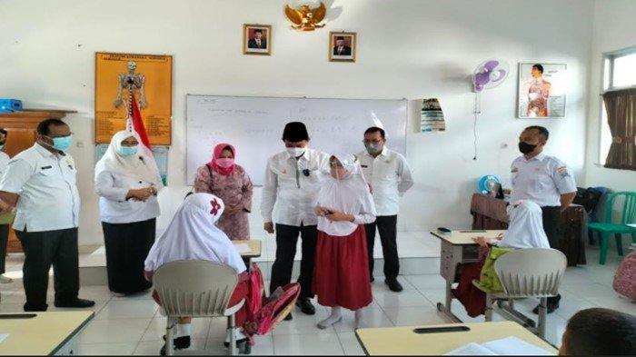 Akhir September Semua Sekolah di Palembang Dibuka, Anak Lebih Senang Tatap Muka Langsung