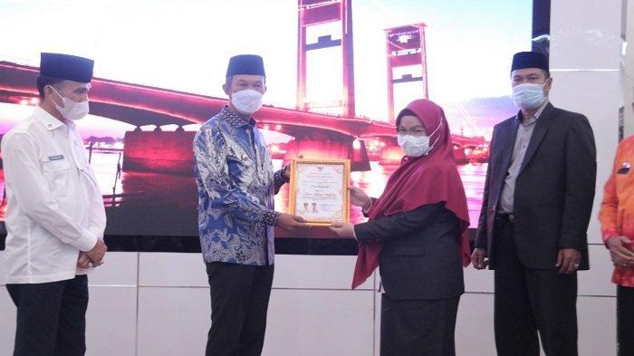 Palembang Juara Umum STQH di OKUT, 20 Kafilah akan terbang ke Maluku Utara