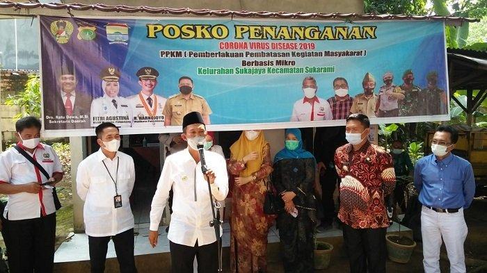PPKM Kota Palembang Diperpanjang, Harnojoyo Minta Gencar Lakukan Razia Masker