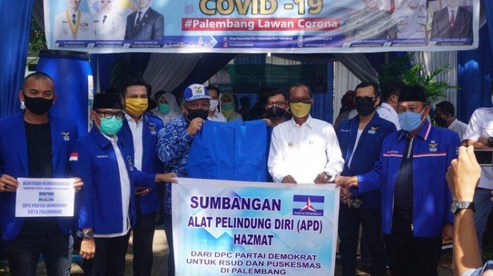 Pemerintah Kota Palembang Buka Dapur Umum di 18 kecamatan
